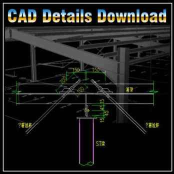 Includes the following CAD symbols: Steel Structure Details,Steel Structure CAD drawings downloadable in dwg files,Architecture & interior design ,Steel building,Steel Structure Design