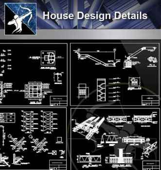House Design CAD Details
