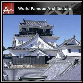 "Okazaki Castle (岡崎城 Okazaki-jō) is a Japanese castle located in Okazaki, Aichi Prefecture, Japan. At the end of the Edo period, Okazaki Castle was home to the Honda clan, daimyō of Okazaki Domain, but the castle is better known for its association with Tokugawa Ieyasu and the Tokugawa clan. The castle was also known as ""Tatsu-jō "" (龍城)."